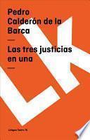 libro Las Tres Justicias En Una