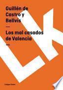 libro Los Mal Casados En Valencia