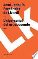 libro Unipersonal Del Arcabuceado