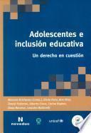Adolescentes E Inclusión Educativa