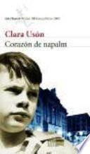 libro Corazón De Napalm