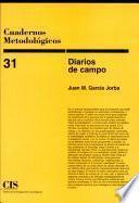 Diarios De Campo