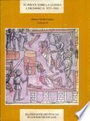 El Debate Sobre La Guerra Chichimeca, 1531 1585: Cuerpo De Documentos