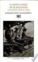 libro El Sector Social De La Economía