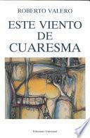libro Este Viento De Cuaresma