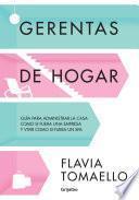 libro Gerentas De Hogar