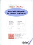 Kids Learn!