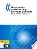 Orientación Profesional Y Políticas Públicas