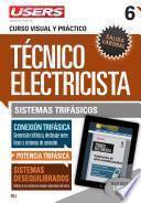 libro Técnico Electricista 6   Sistemas Trifásicos