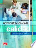 libro Administración De La Calidad