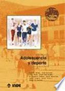 libro Adolescencia Y Deporte