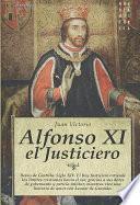 libro Alfonso Xi El Justiciero