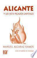 libro Alicante Y Los Siete Pecados Capitales