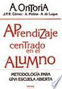 libro Aprendizaje Centrado En El Alumno