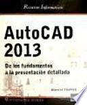 libro Autocad 2013