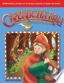 libro Caperucita Roja (little Red Riding Hood)