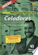 Celadores. Materia Común. Temario Y Test. Servicio Aragonés De Salud