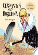 libro Cervantes En Barcelona