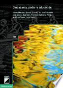 libro Ciudadanía, Poder Y Educación