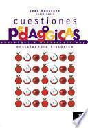 libro Cuestiones Pedagógicas