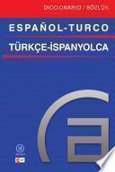 Diccionario Español Turco