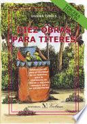 libro Diez Obras Para Títeres