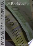 libro Economía De La Empresa. 2o Bachillerato