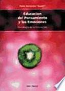 libro Educación Del Pensamiento Y De Las Emociones