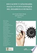 libro Educación Y Capacidades: Hacia Un Nuevo Enfoque Del Desarrollo Humano.