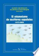 El Columnismo De Escritores Españoles (1975 2005)