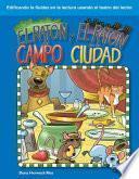 libro El Raton Del Campo Y El Raton De La Ciudad / The Town Mouse And The Country Mouse