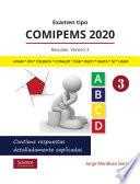 Examen Tipo Comipems 2016: Resuelto. Versión 3