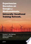 libro Experiencias Docentes En Energía Y Medioambiente