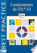 libro Fundamentos De Itil®