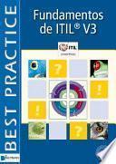 libro Fundamentos De Itil® |