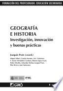 libro Geografía E Historia. Investigación, Innovación Y Buenas Prácticas