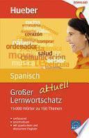 libro Großer Lernwortschatz Spanisch Aktuell