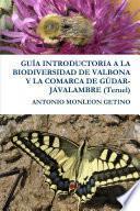 GuÍa Introductoria A La Biodiversidad De Valbona Y La Comarca De GÚdar Javalambre (teruel)