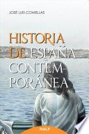 libro Historia De España Contemporánea