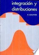 Integración Y Distribuciones