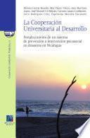 La Cooperación Universitaria Al Desarrollo.