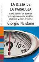 libro La Dieta De La Paradoja