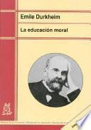 libro La Educación Moral
