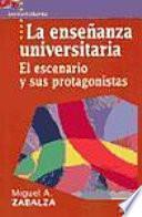 libro La Enseñanza Universitaria