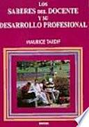 libro Los Saberes Del Docente Y Su Desarrollo Profesional