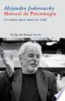 libro Manual De Psicomagia