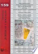 libro Metodología Para Investigaciones De Alto Impacto En Las Ciencias Sociales