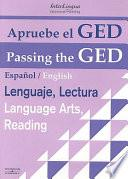 Passing The Ged: Reading / Apruebe El Ged