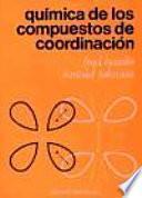 libro Química De Los Compuestos De Coordinación