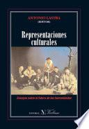 libro Representaciones Culturales